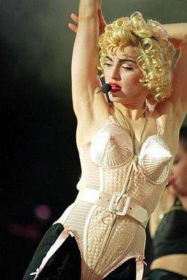Madonna's cones