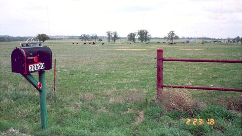 Peevyhouse farm