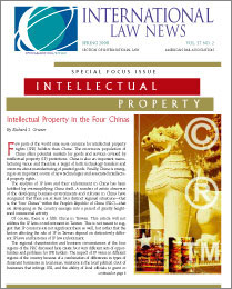 Intl Law News IP