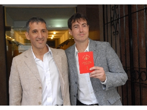 Argentina (Damian Ariel Bernath and Jorge Esteban Salazar)