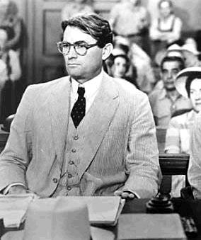 Gregory Peck image Kill Mockingbird