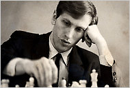 Bobby fischer young