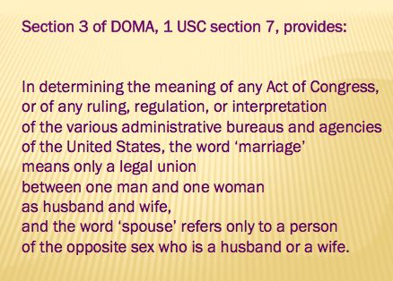 DOMA Section3