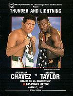 150px-Julio_Cesar_Chavez_vs__Meldrick_Taylor_poster