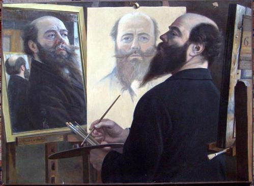 Alfred_Le_Petit_-_Autoportrait_1893