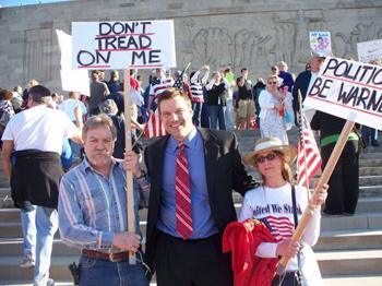 Kris-kobach-protestors
