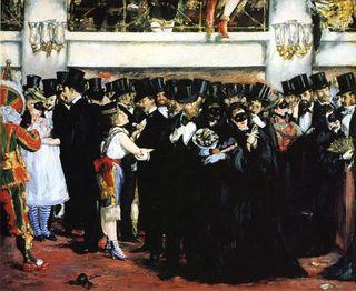 Manet's Opera