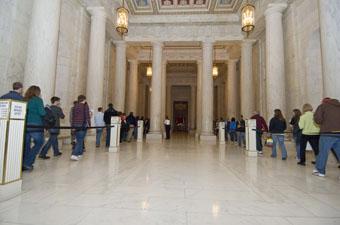 Inside supreme court