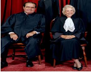 Scalia oconnor