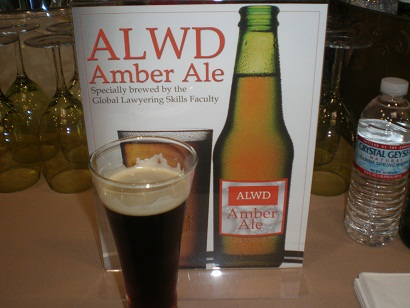 Alwd amber ale