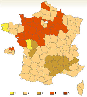 French kiss map(**)