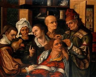 Pieter_Huys_A_surgeon_extracting_the_stone_of_folly