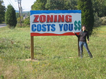 Zoning costs you