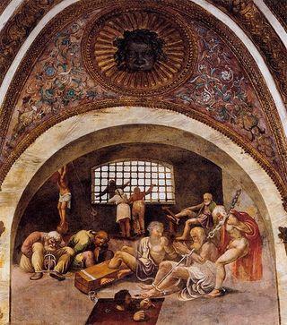 528px-Giulio_Romano_-_The_Prisoners_-_WGA09594