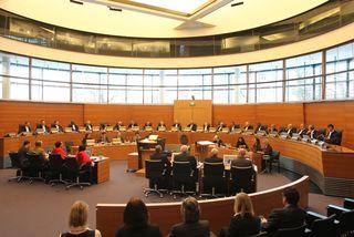 ITLOS Courtroom