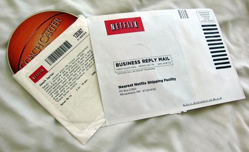 Netflixenvelope