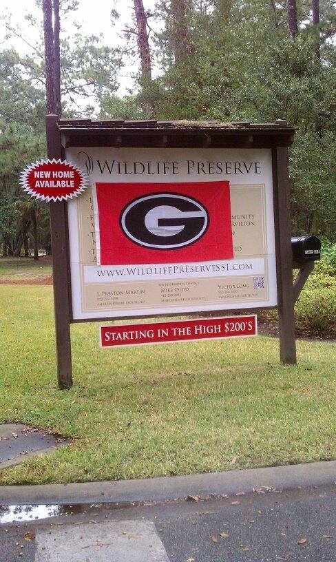 Wildlife Preserve Subdivision