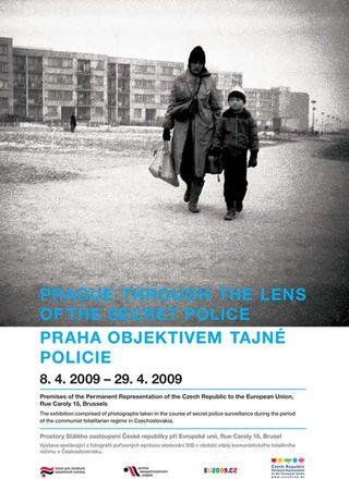 Plakat-brusel