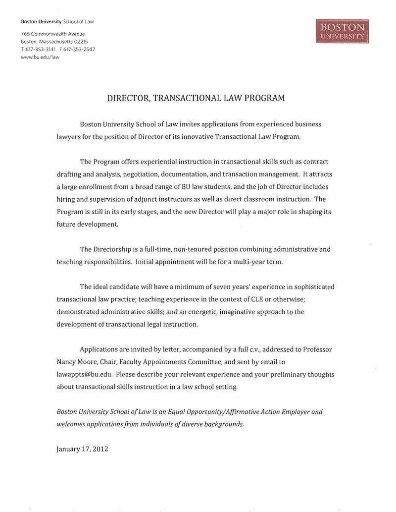Transactional_Law_Program_Director_Announcement