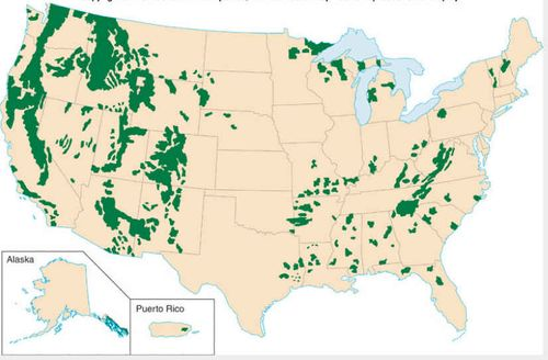 Nationalforests