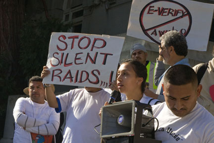 Silent raids