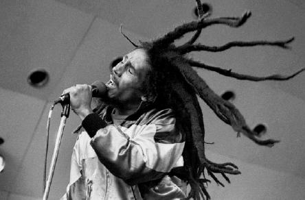 Bob Marley in Grayson