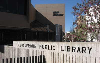 Albuq Main Library