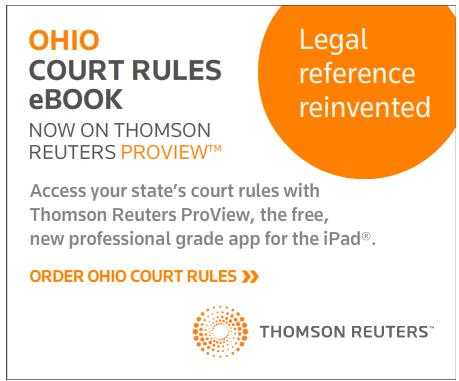 Ohio court rules ebooks west ad
