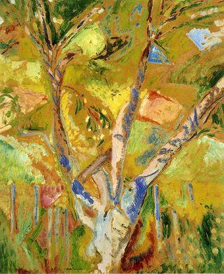 490px-Landscape_of_Provence_Alfred_Henry_Maurer