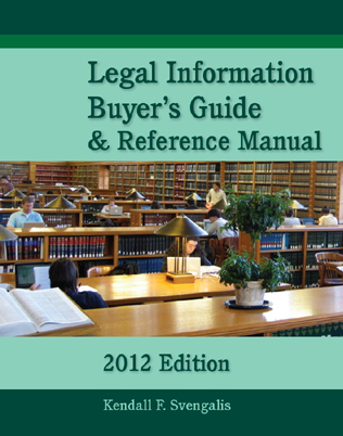 2012 buyer guide BookCover