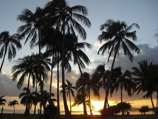 800px-Sunset_next_to_Waikiki_Beach,_Oahu,_Hawai,_USA1