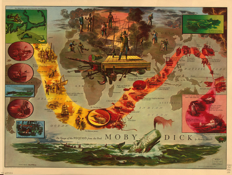 The_voyage_of_the_Pequod