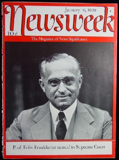 Newsweek_Jan_16_1939_Felix_Frankfurter