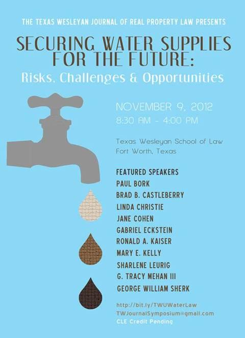 Water Symposium