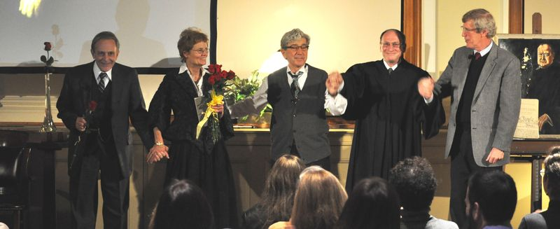 CURTAIN CALL An Evening with Justice Holmes (2)