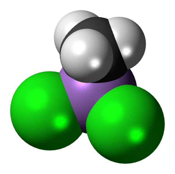 605px-Methyldichloroarsine-3D-spacefill