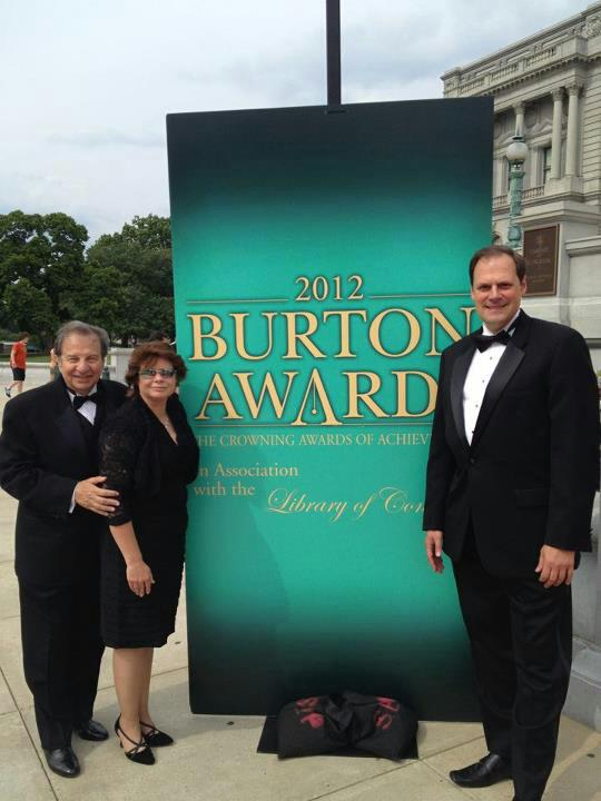 Burton Awards 2012 Photo