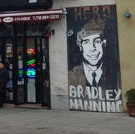 Manning mural Brooklyn