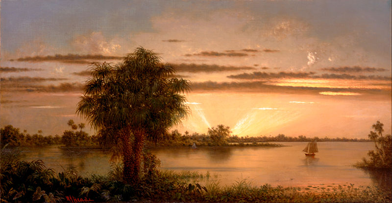 800px-Martin_Johnson_Heade_-_Florida_Sunrise_-_Google_Art_Project