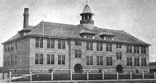 Central_School_Iron_River_MI_c_1909