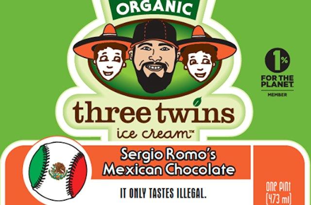Romo ice cream