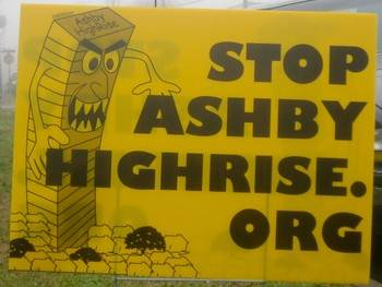 Ashby sign