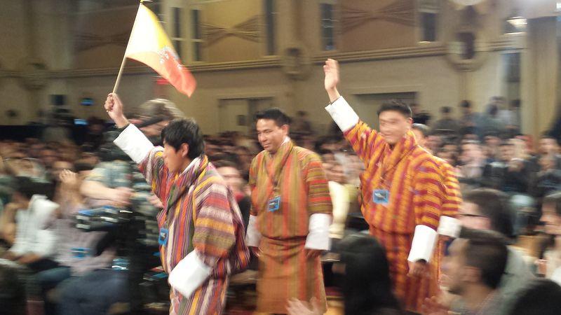 Jessup Bhutan