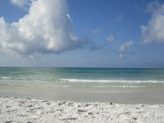 White Sand beaches in Sandestin