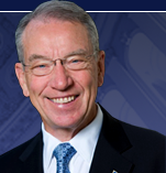 Senator-chuck-grassley-of-iowa