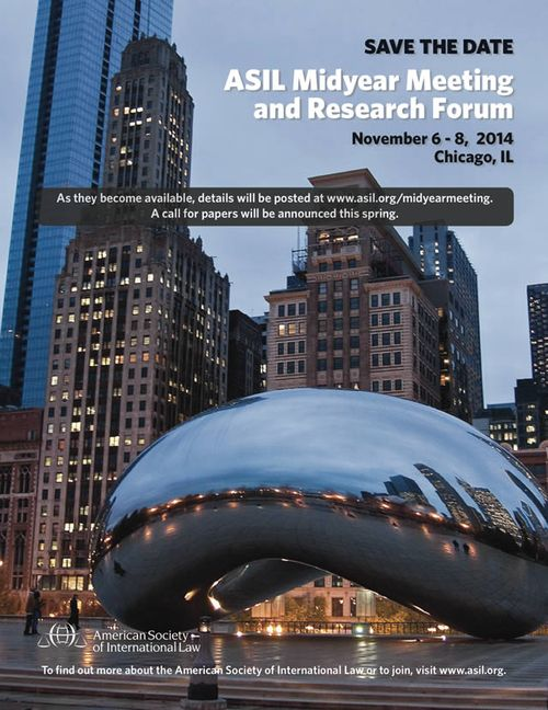 ASIL Forum Chicago