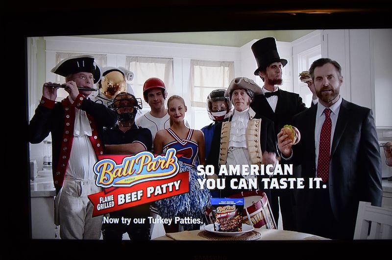 Ballpark Frank Ad - Broadcast Date 1-23-2014