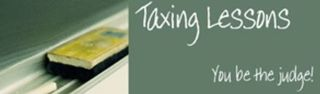 Taxing Lessons