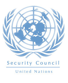 United Nations Security Council Logo