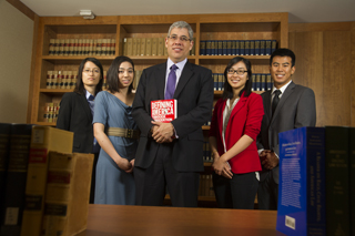 Jack chin and students